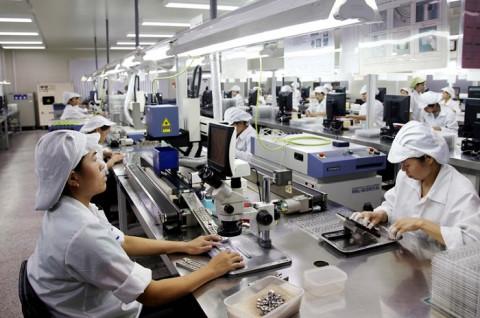 Xuất khẩu điện thoại và linh kiện: Mặt hàng chủ lực của Việt Nam