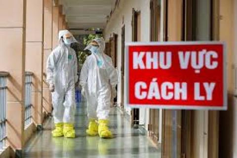 Thêm 6 ca nhiễm COVID-19 mới tại Hải Dương