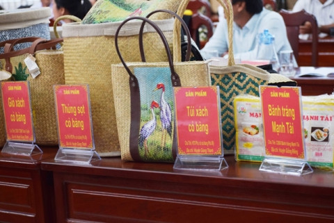 Kiên Giang: Công nhận 18 sản phẩm OCOP cấp tỉnh