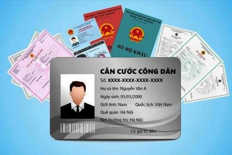 Làm thẻ CCCD gắn chíp điện tử cho công dân có hộ khẩu tỉnh khác tại Hà Nội