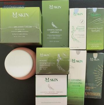 """Sản phẩm mang nhãn hiệu MQ Skin có dấu hiệu """"lừa dối"""" người tiêu dùng!"""