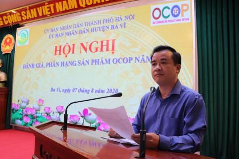 Ba Vì: Xây dựng giá trị thương hiệu sản phẩm OCOP
