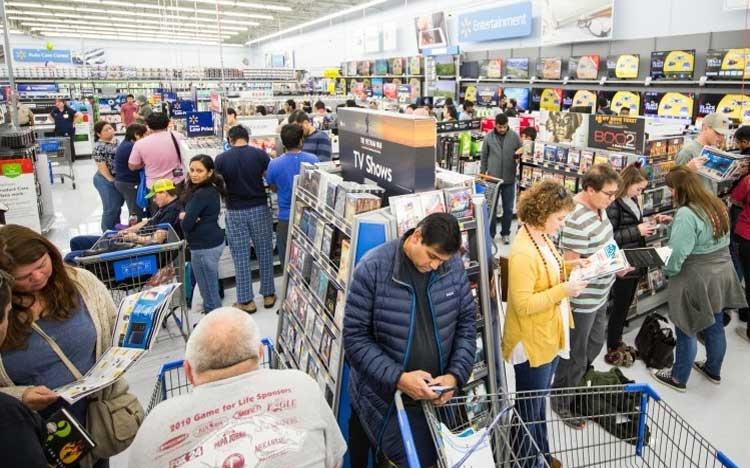 Kinh tế Mỹ tăng trưởng mạnh nhờ tiêu dùng