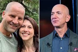 Vợ cũ của Jeff Bezos tái hôn, đối phương là thầy giáo dạy học