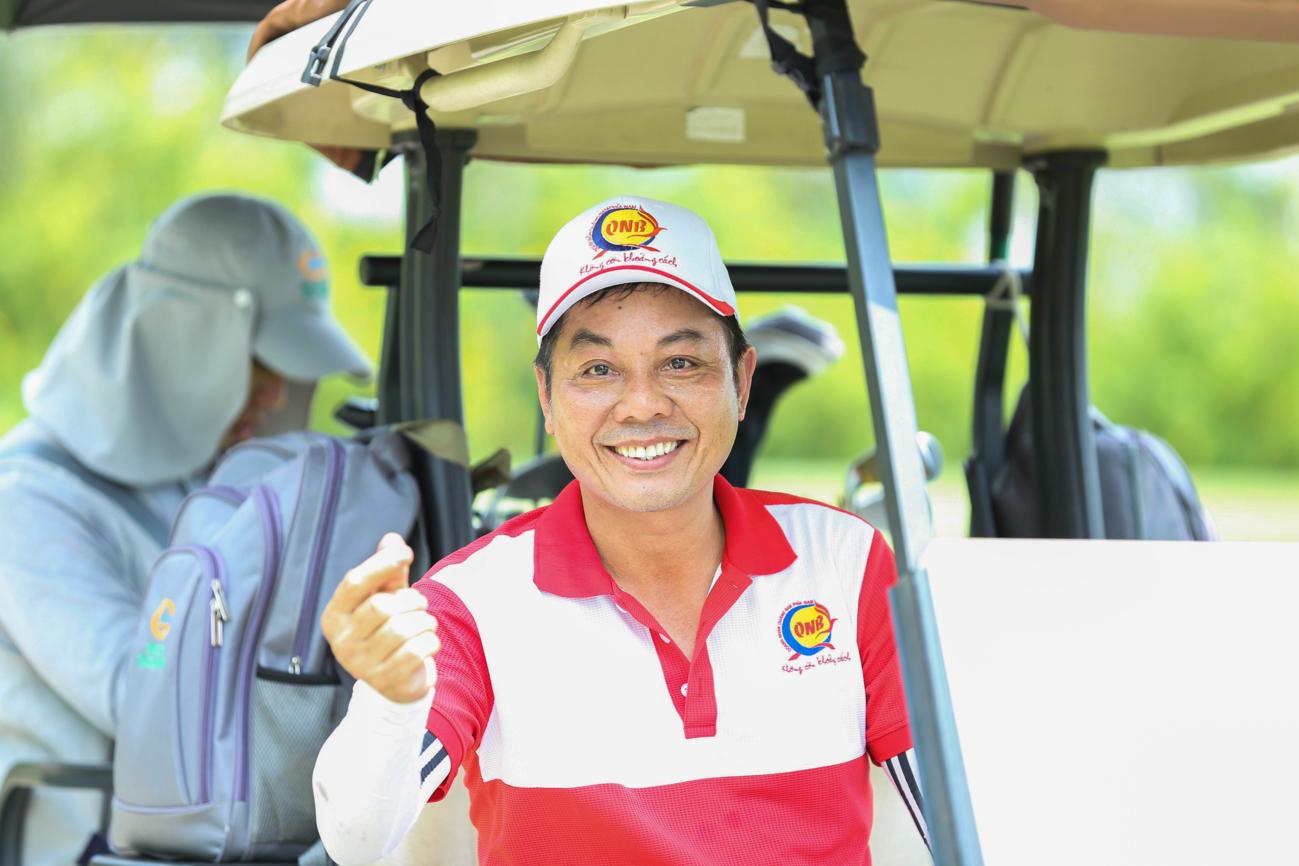 Ảnh: Ông Nguyễn Văn Chương - chủ tịch CLB Golf Họ Nguyễn Phía Nam.