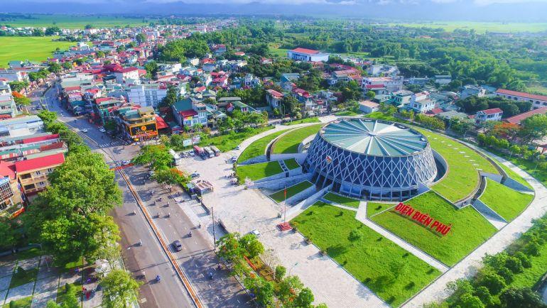 Quy hoạch Điện Biên tầm nhìn đến năm 2050