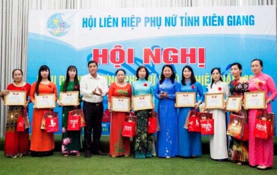 Kiên Giang: Hỗ trợ phụ nữ khởi nghiệp, khởi sự kinh doanh đạt hiệu quả cao