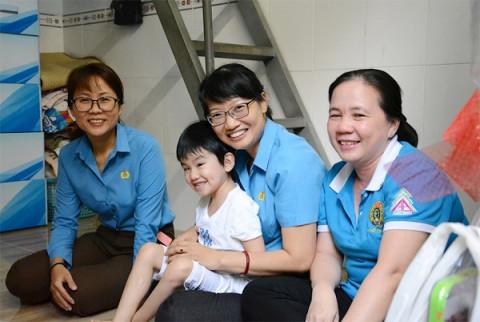 Công đoàn TP. Hồ Chí Minh giúp người lao động nhận hơn 2,63 tỉ đồng trợ cấp