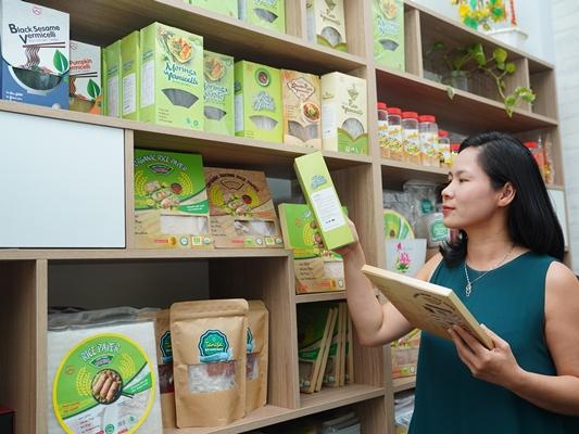 Hành trình xây dựng tên tuổi sản phẩm của các nữ doanh nhân Việt trên sàn thương mại điện tử