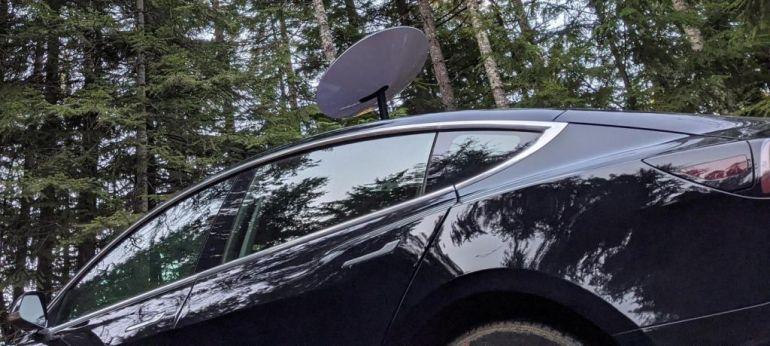 Elon Musk muốn kết nối phương tiện giao thông với internet thông qua vệ tinh của SpaceX