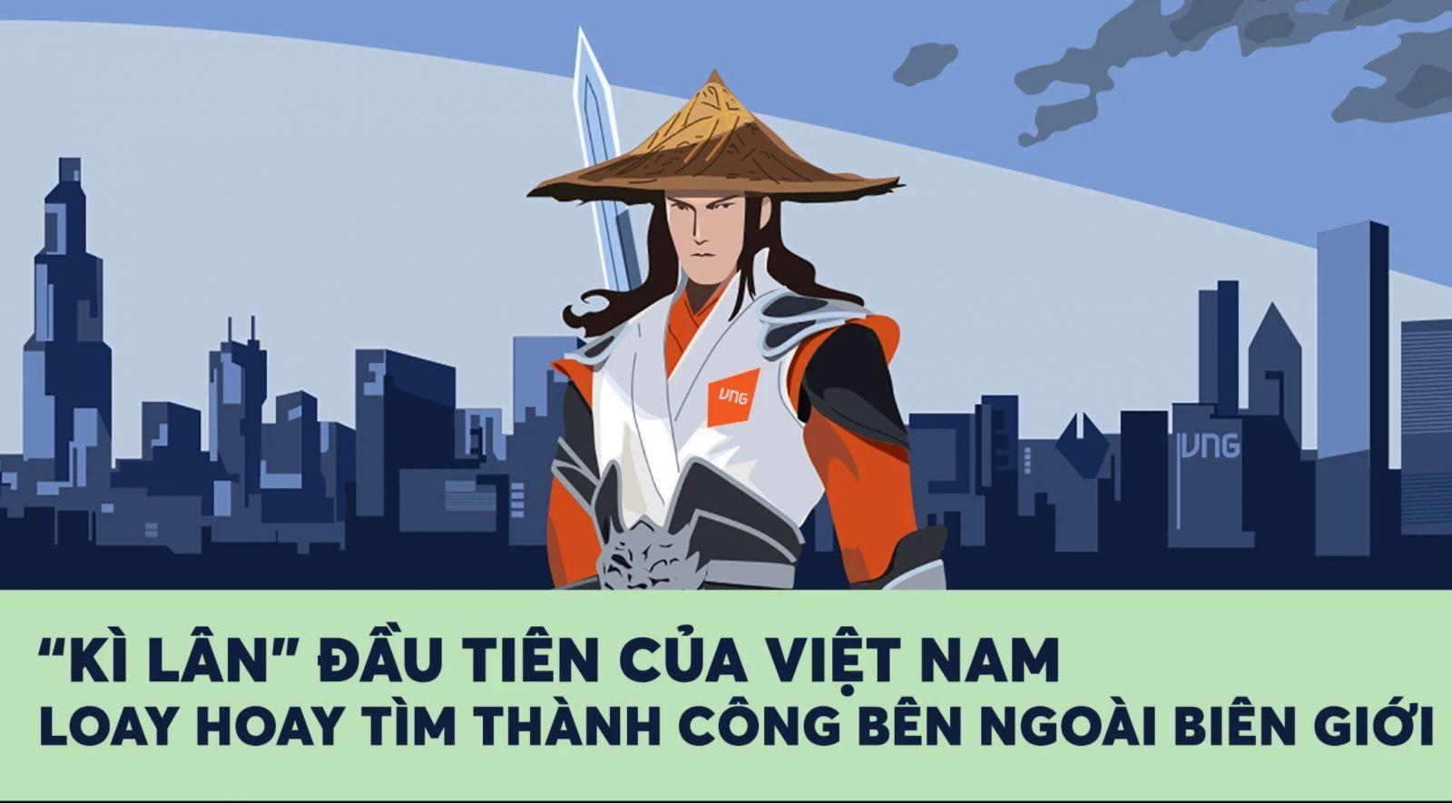 """""""Kỳ lân"""" đầu tiên của Việt Nam loay hoay tìm thành công bên ngoài biên giới"""