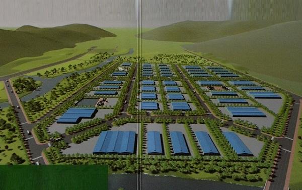 Hà Tĩnh chấp thuận cho doanh nghiệp Hưng Đại Việt làm chủ đầu tư hạ tầng kỹ thuật Cụm công nghiệp Thạch Bằng