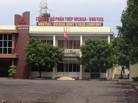 HoSE đưa 15,2 triệu cổ phiếu của Công ty CP Thép VICASA