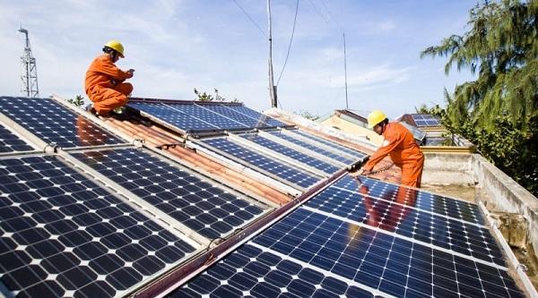 Bộ Công Thương thành lập đoàn kiểm tra về phát triển điện mặt trời