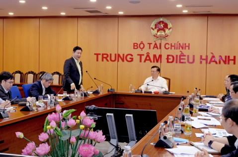 """Bộ trưởng Bộ Tài chính: """"Chưa nâng lô giao dịch lên 1000 cổ phiếu"""""""