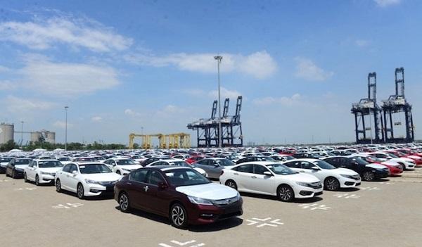 Kinh doanh nhập khẩu ô tô là lĩnh vực kinh doanh có điều kiện