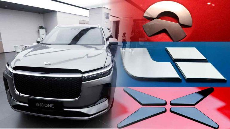 Doanh số bán hàng của các công ty khởi nghiệp xe điện ở Trung Quốc tăng nhanh bất chấp áp lực cạnh tranh từ Tesla