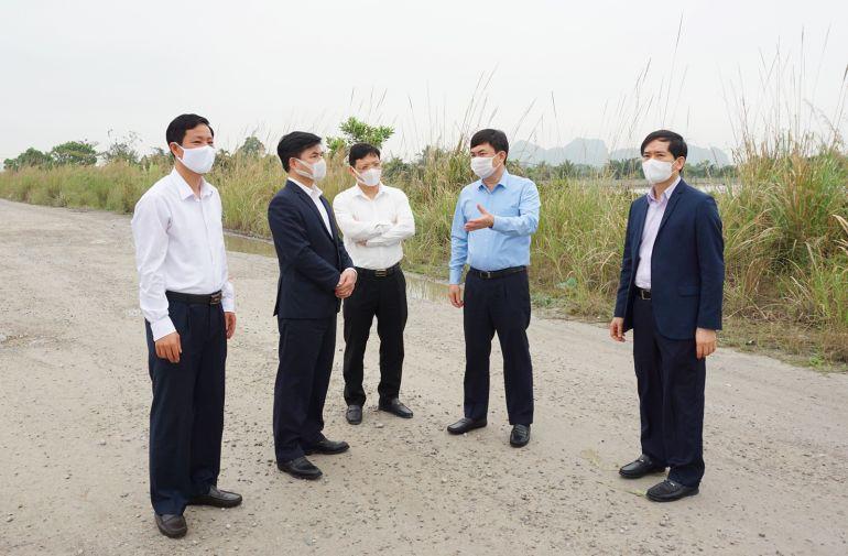 Quảng Ninh: Thành lập cụm công nghiệp Phương Nam