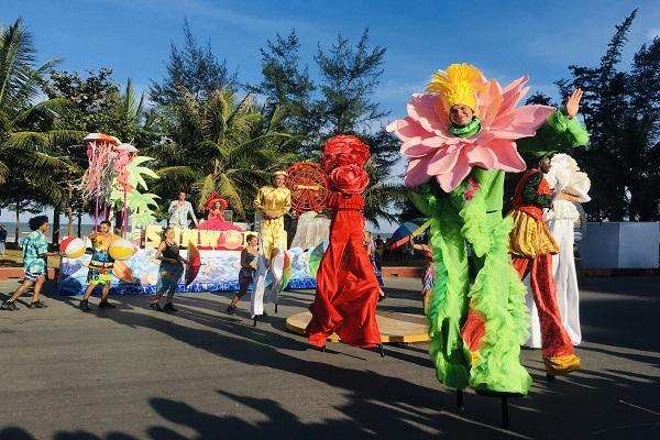 Thanh Hoá: Các hoạt động du lịch trở lại trạng thái bình thường