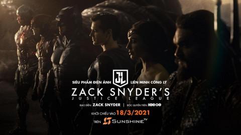 """Không chiếu rạp, fan DC có thể xem """"Zack Snyder's Justice League"""" ở đâu?"""