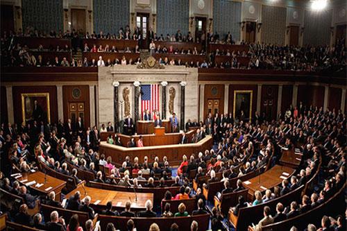 Hạ viện Mỹ phê chuẩn lần cuối gói kích cầu lớn nhất trong lịch sử