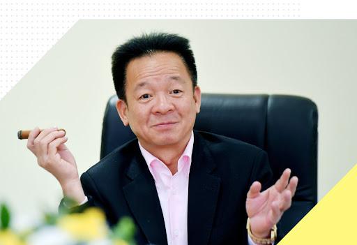 Doanh nhân Đỗ Quang Hiển