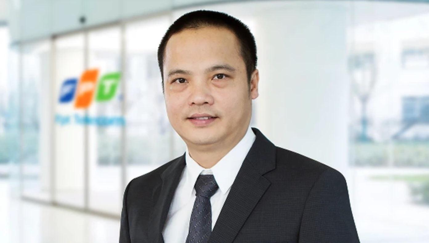 Ông Nguyễn Văn Khoa, Tổng giám đốc Tập đoàn FPT