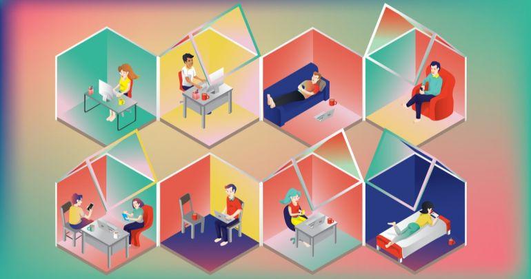 Gần nửa triệu doanh nghiệp mới được mở trong thời đại dịch