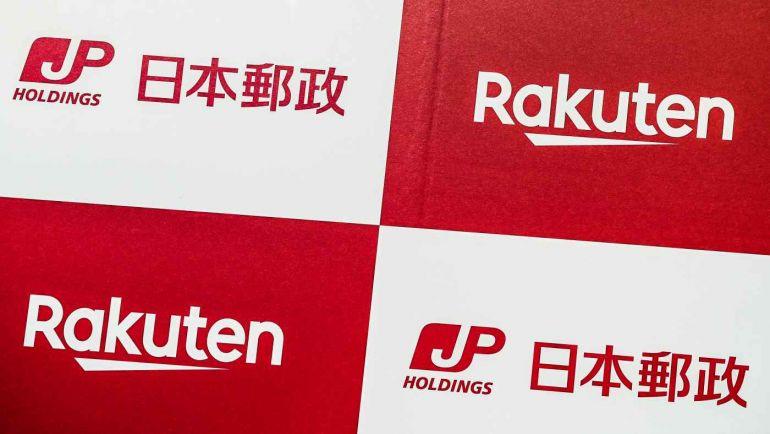 Gã khổng lồ thương mại điện tử Rakuten thành lập liên minh vốn với Japan Post và Tencent