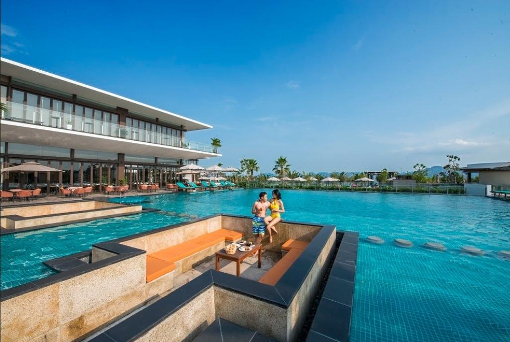 Khu nghĩ dưỡng 5 sao Premier Village Ha Long Bay Resort tại Hạ Long