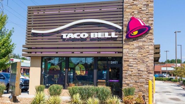 Taco Bell, chuỗi cửa hàng thức ăn nhanh lấy cảm hứng từ Mexico