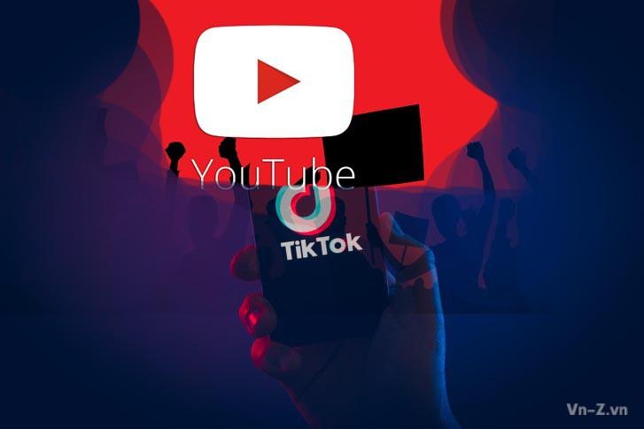 """TikTok Vs YouTube - Ai mới là """"vua"""" thực sự?"""