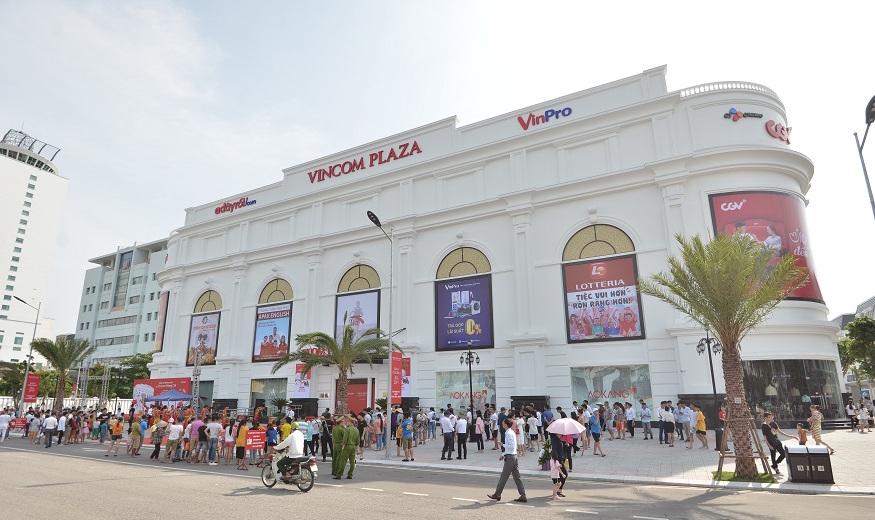 Thuận lợi về Việt Nam, các hãng bán lẻ lớn sẽ tiếp tục chọn trung tâm thương mại làm điểm đến