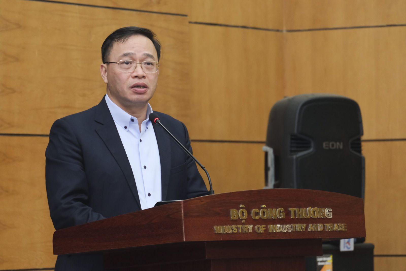 Ông Nguyễn Anh Tuấn, Cục trưởng Cục Điều tiết điện lực