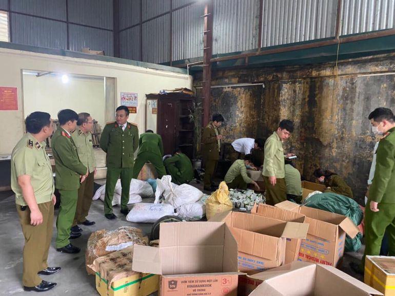 Hà Nam: Hàng nghìn lọ thuốc đông y gia truyền nghi giả