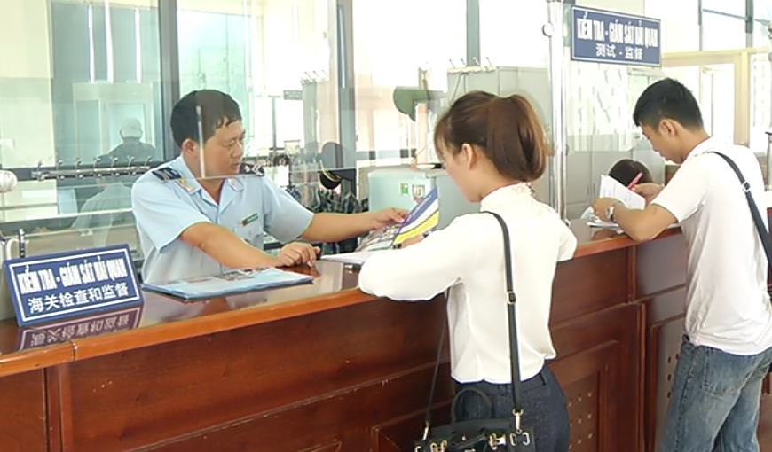 Quảng Ninh thúc đẩy giảm thời gian thông quan