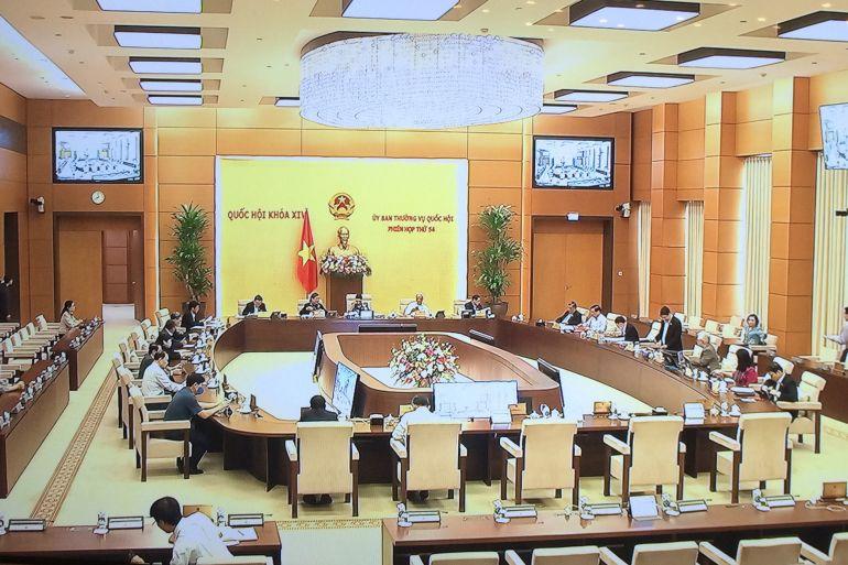 Tại kỳ họp thứ 11, Quốc hội bầu Chủ tịch nước, Thủ tướng Chính phủ, Chủ tịch Quốc hội và nhiều lãnh đạo các cơ quan Nhà nước