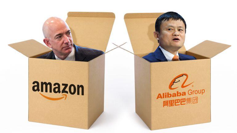 Alibaba và Amazon – Cuộc chiến TMĐT từ Đông sang Tây