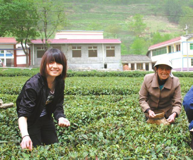 Zhao Hailing và một người bà con