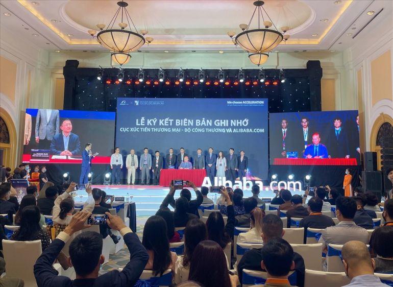 Alibaba.com sẽ hỗ trợ các doanh nghiệp nhỏ và vừa Việt Nam chuyển đổi số xuất khẩu trực tuyến