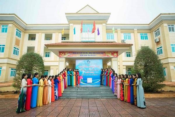 Nghi Sơn, Thanh Hóa: Diện mạo nông thôn mới ở xã Định Hải