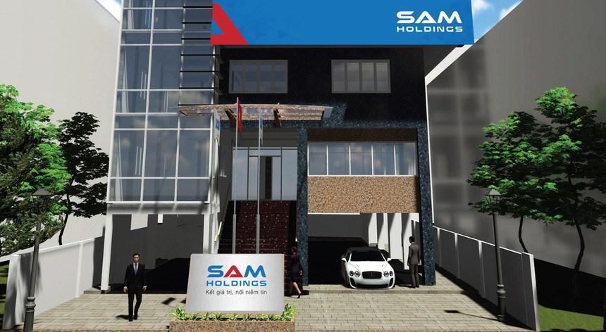 Sam Holdings bán cổ phiếu lấy hơn 900 tỷ đồng rót vào dự án tại Quảng Nam và Đồng Nai