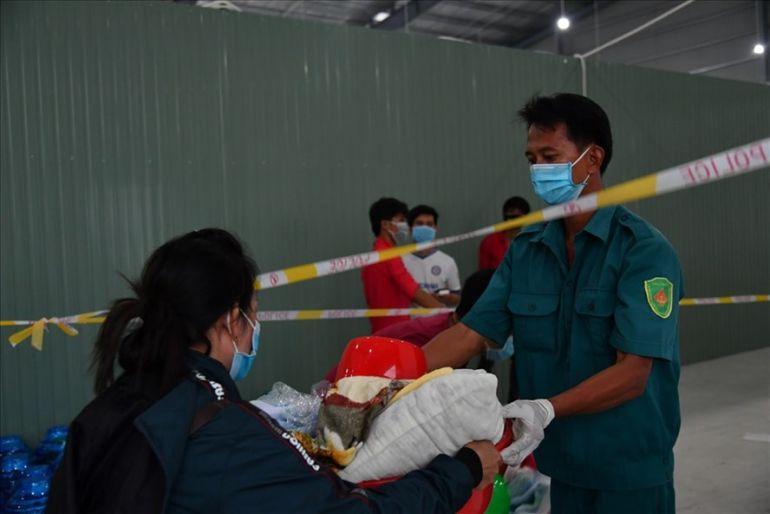 Kiên Giang: Tiếp tục tăng cường công tác phòng, chống dịch bệnh Covid-19