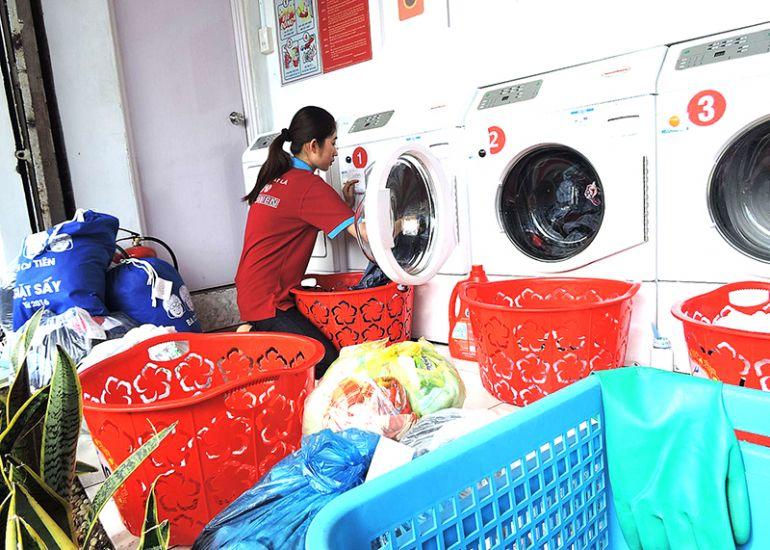 Áp dụng mức thuế 7% đối với dịch vụ may đo, giặt ủi; cắt tóc, làm đầu, gội đầu