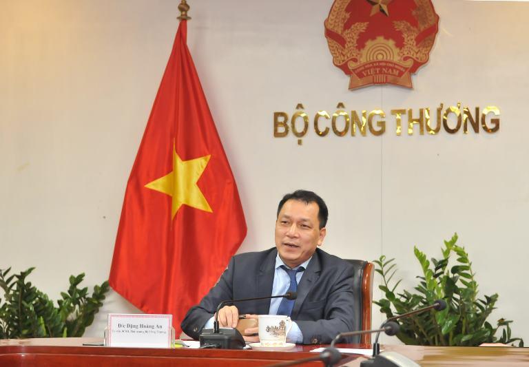Việt Nam - Vương quốc Anh bàn về hợp tác kinh tế, thương mại JETCO 12