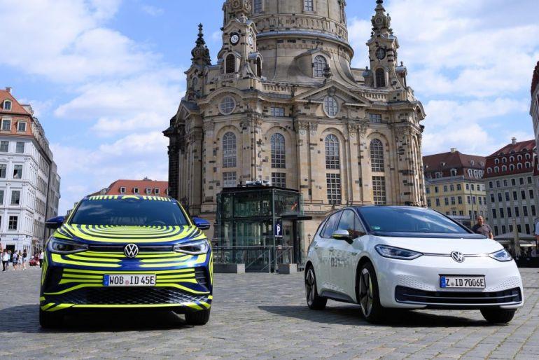 Volkswagen được dự đoán đánh bại Tesla năm 2025