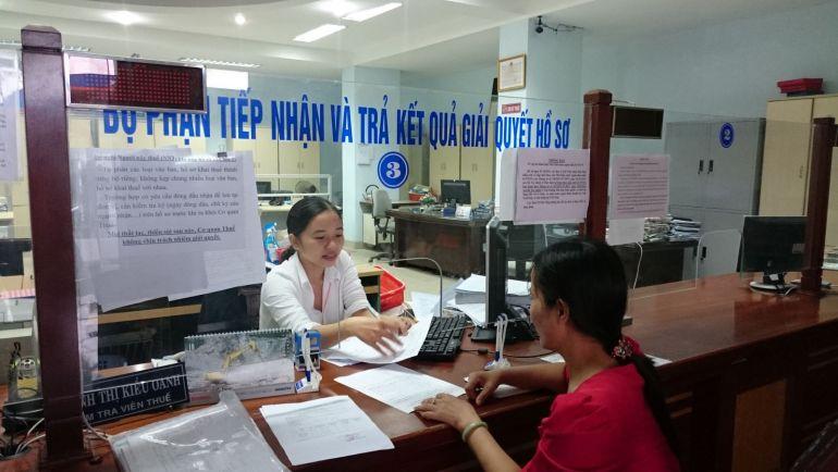 Nhóm thủ tục hành chính thuế có sự cải thiện lớn nhất trong số 9 nhóm thủ tục hành chính