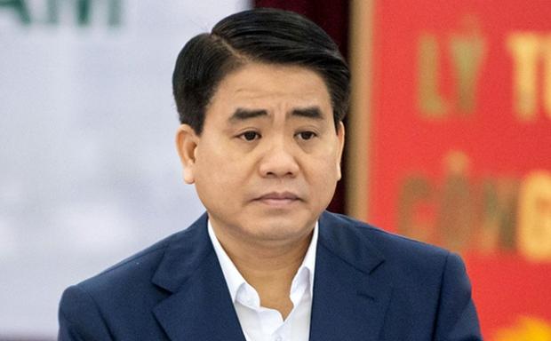 Khởi tố bị can Nguyễn Đức Chung liên quan vụ chế phẩm Redoxy 3C