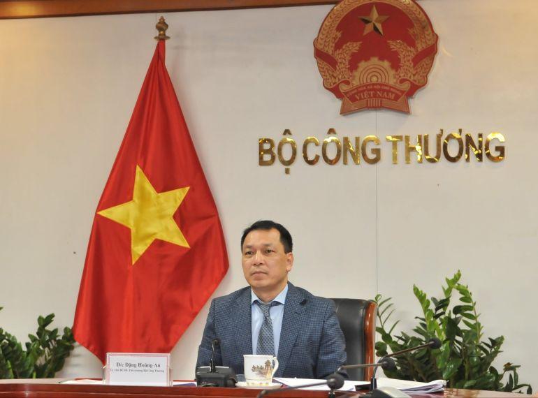 Việt Nam tham dự trực tuyến Đối thoại chuyển đổi năng lượng Berlin 2021
