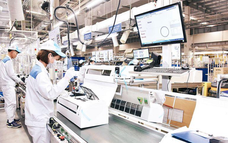 Ngành công nghiệp điện tử Việt Nam khởi sắc